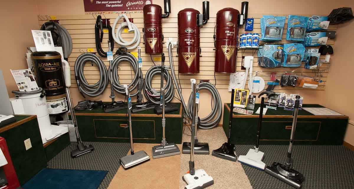 Our Central Vacuum Systems A1 Vacuum Solutions