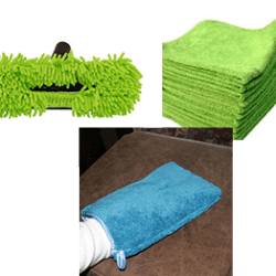 Centec Microfiber products