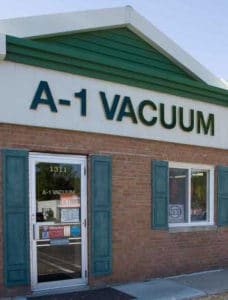 A1 Vacuum Solutions store front