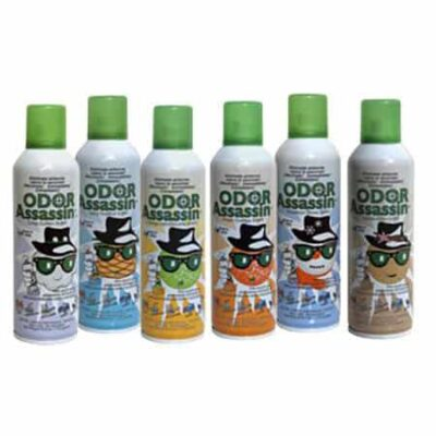 Odor Assassin Sprays